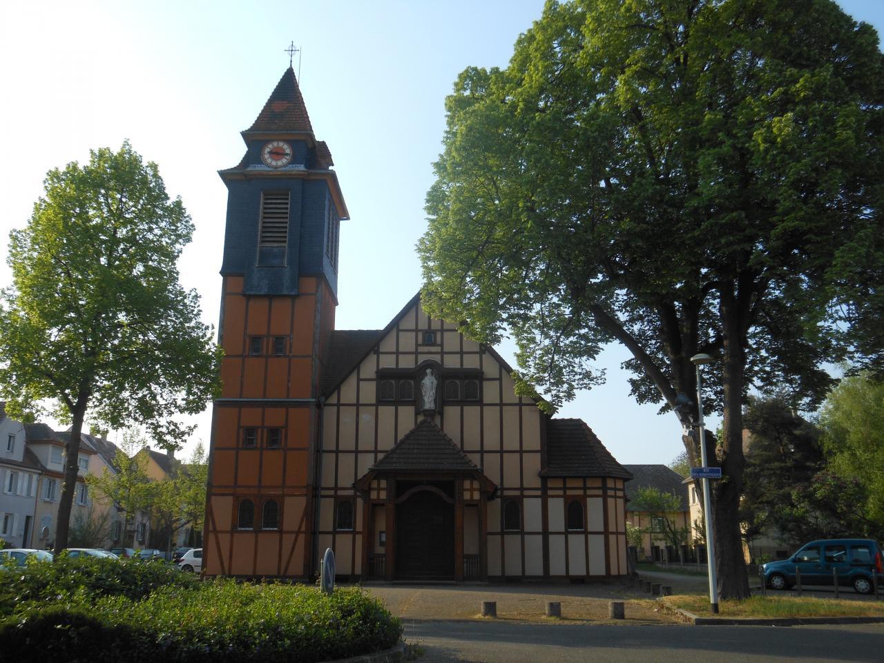 Les églises de la Montagne Verte