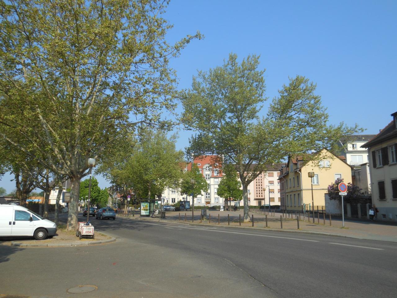 Place d'Ostwald