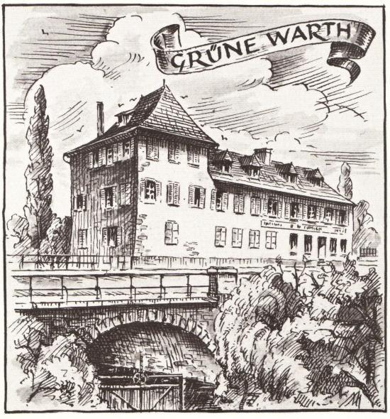 La Grüne Warth (Tour Verte)