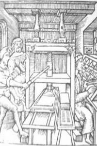 Presse de Gutenberg