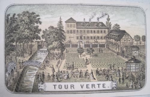 Restaurant Tour Verte